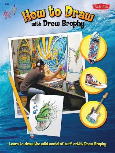 9781600581762: How to Draw with Drew Brophy (Licensed How to Draw)