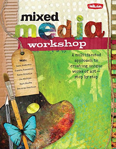 9781600582387: Mixed Media Workshop