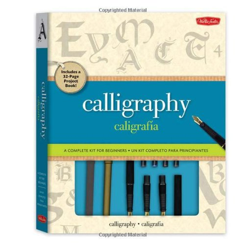 9781600582578: Calligraphy Kit: A complete kit for beginners