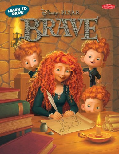 9781600582769: Learn to Draw Disney/Pixar's Brave: Featuring favorite characters from the Disney/Pixar film, including Merida and Angus (Licensed Learn to Draw)