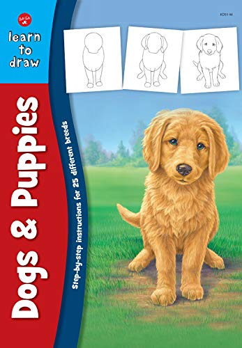9781600583483: Learn to Draw Dogs & Puppies (Learn to Draw (Walter Foster Paperback))