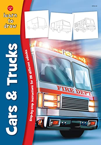 9781600583513: Learn to Draw Cars & Trucks