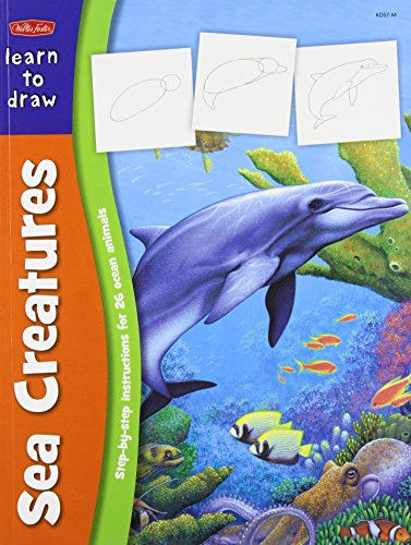 9781600583544: Learn to Draw Sea Creatures