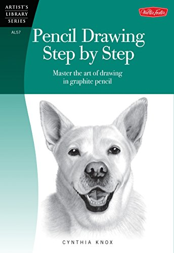 Pencil Drawing Step by Step: Master the art of drawing in graphite pencil (Artist's Library) (1600583695) by Cynthia Knox