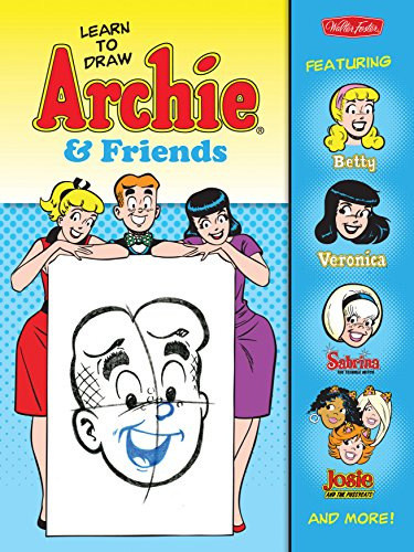 Learn to Draw Archie & Friends (Paperback): Walter Foster Creative