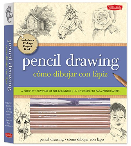 9781600584053: Pencil Drawing Kit: A Complete Kit for Beginners