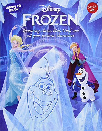 Learn to Draw Disney's Frozen: Featuring Anna, Elsa, Olaf, and All Your Favorite Characters! (...
