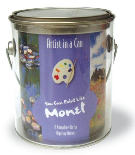 9781600585166: You Can Paint Like Monet: A Complete Kit for Aspiring Artists (Artist in a Can)