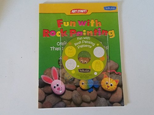 9781600585302: Fun With Rock Painting - A COmplete Kit for Beginning Artists by Art Start!