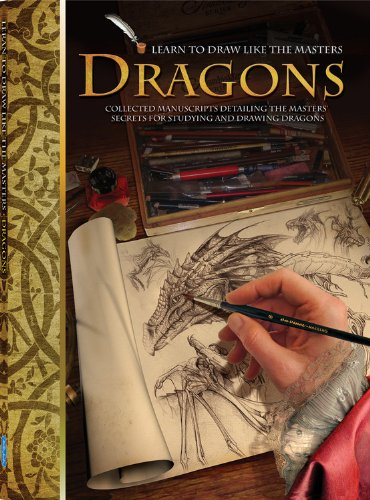 9781600585746: Learn to Draw Like the Masters: Dragons