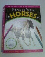 Drawing and Painting Horses (1600586155) by Walter Foster