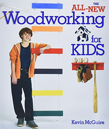 9781600590351: The All-New Woodworking for Kids