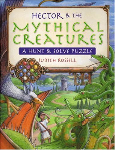 9781600590528: Hector & The Mythical Creatures