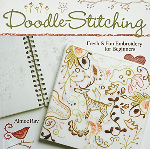 9781600590610: Doodle Stitching: Fresh & Fun Embroidery for Beginners: Fresh and Fun Embroidery for Beginners