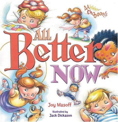 All Better Now: Masoff, Joy
