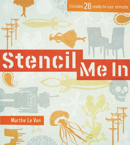 Stencil Me In: Le Van, Marthe