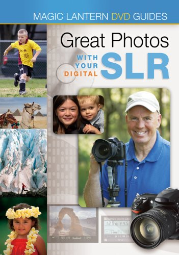 9781600593079: Great Photos With Your Digital SLR (Magic Lantern DVD Guides)