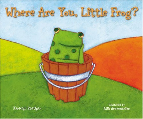 9781600593482: Where Are You, Little Frog?