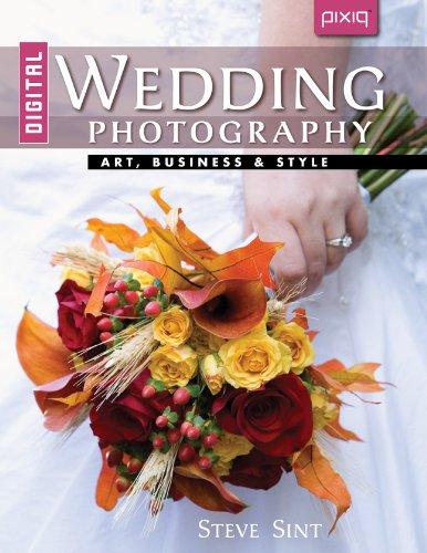 9781600595653: Digital Wedding Photography: Art, Business & Style