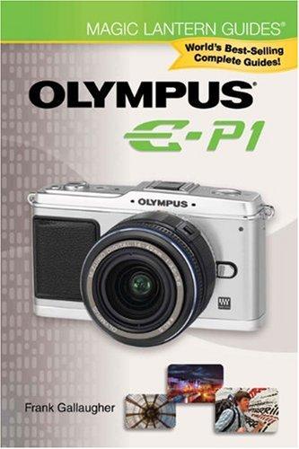 9781600596711: Magic Lantern Guides®: Olympus E-P1