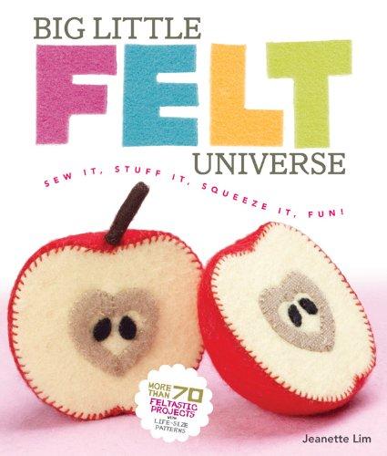 Big Little Felt Universe: Jeanette Lim