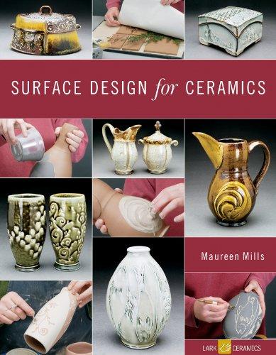 9781600597824: Surface Design for Ceramics (A Lark Ceramics Book)