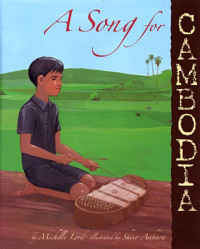 9781600601392: A Song for Cambodia