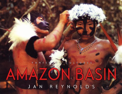 9781600601408: Amazon Basin (Vanishing Cultures Series)