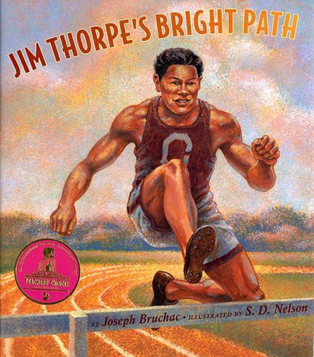 Jim Thorpe's Bright Path: Bruchac, Joseph