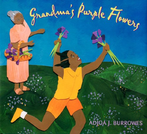 9781600603433: Grandma's Purple Flowers