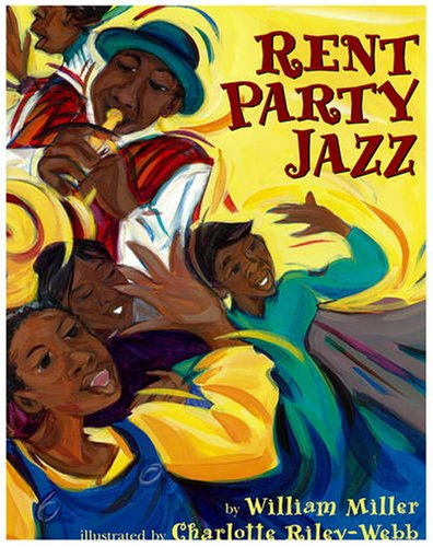 Rent Party Jazz (9781600603440) by William Miller