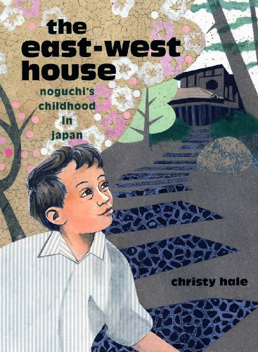 9781600603631: The East-West House: Noguchi's Childhood in Japan