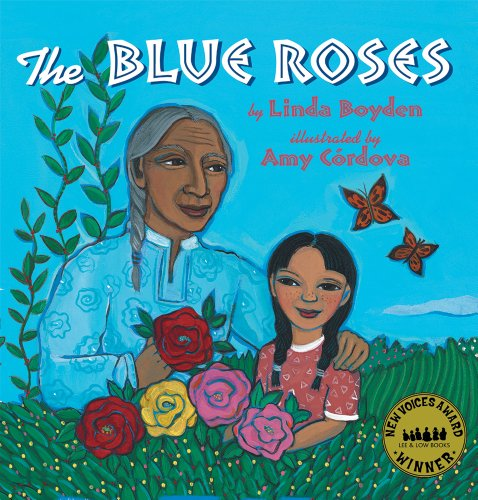 9781600606557: The Blue Roses