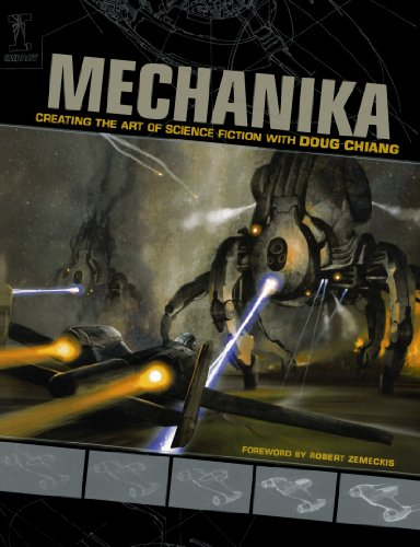 9781600610233: Mechanika: Creating the Art of Science Fiction with Doug Chiang