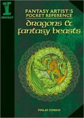 9781600610509: Fantasy Artist's Pocket Reference Dragons And Beasts