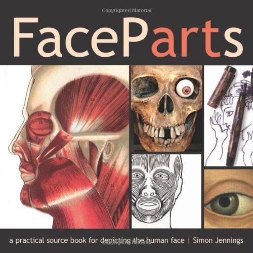 9781600611643: Face Parts