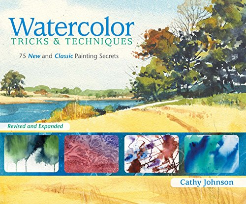 9781600613081: Watercolor Tricks & Techniques: 75 New and Classic Painting Secrets