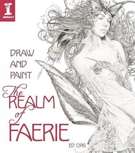 9781600613289: Draw & Paint the Realm of Faerie