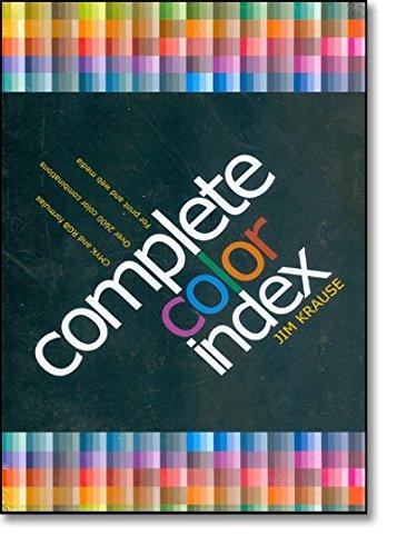 9781600613333: Complete Color Index