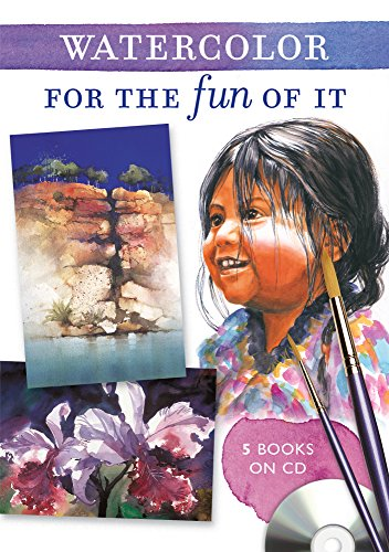Watercolor for the Fun of It (CD) (1600616933) by Editors of North Light Books