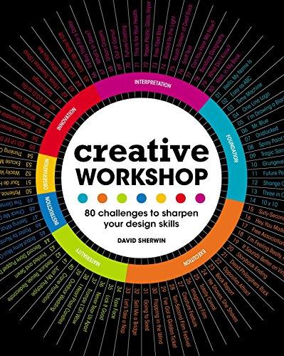9781600617973: Creative Workshop: 80 Challenges to Sharpen Your Design Skills