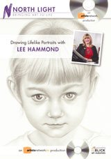 9781600618161: Drawing Lifelike Portraits with Lee Hammond DVD