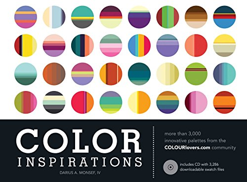 9781600619458: Color Inspirations: More than 3,000 Innovative Palettes from the Colourlovers.Com Community