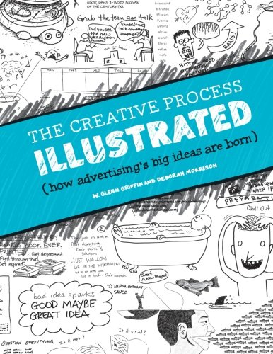 9781600619601: The Creative Process Illustrated: How Advertising's Big Ideas Are Born