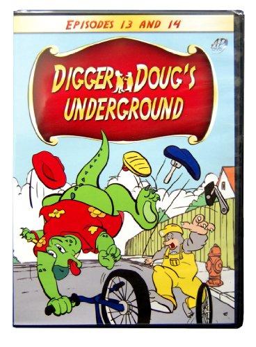 Digger Doug's Underground DVD Episode 13&14 Broken