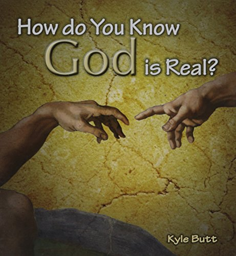 9781600630422: How do You Know God is Real?