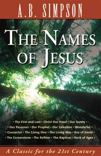 9781600660467: The Names of Jesus