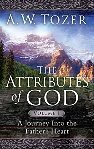 9781600661297: ATTRIBUTES OF GOD VOLUME 1 THE