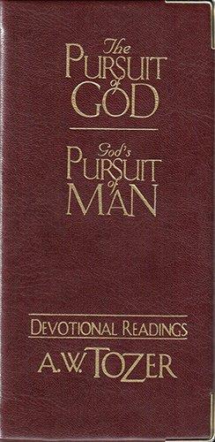 9781600661303: Pursuit Of God / God's Pursuit Of Man Devotional, The