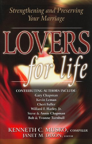 9781600661419: Lovers for Life: Strengthening and Preserving Your Marriage